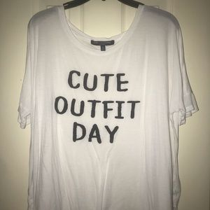 Cute Outfit Day Shirt!